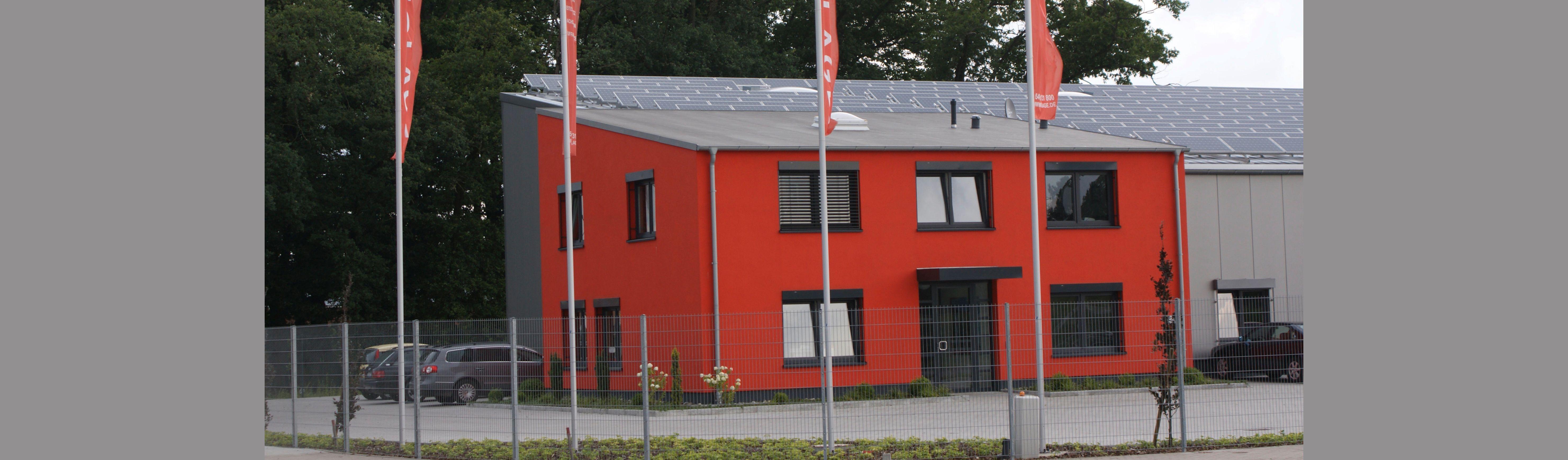 Unternehmenssitz von Weglage in Neuenkirchen